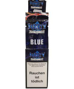 Juicy-Jay-Zigarrenumblatt-blue-RAW-Paper