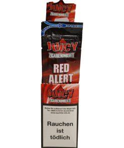 Juicy-Jay-Zigarrenumblatt-Red-Alert-RAW-Paper