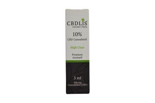 CBDLIS CBD Öl Bio 10% 5ml