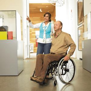 fauteuil roulant cannes médical