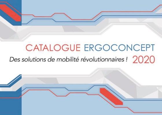 couverture catalogue ergo concept
