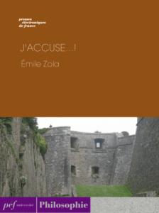 J'accuse d'Emile Zola