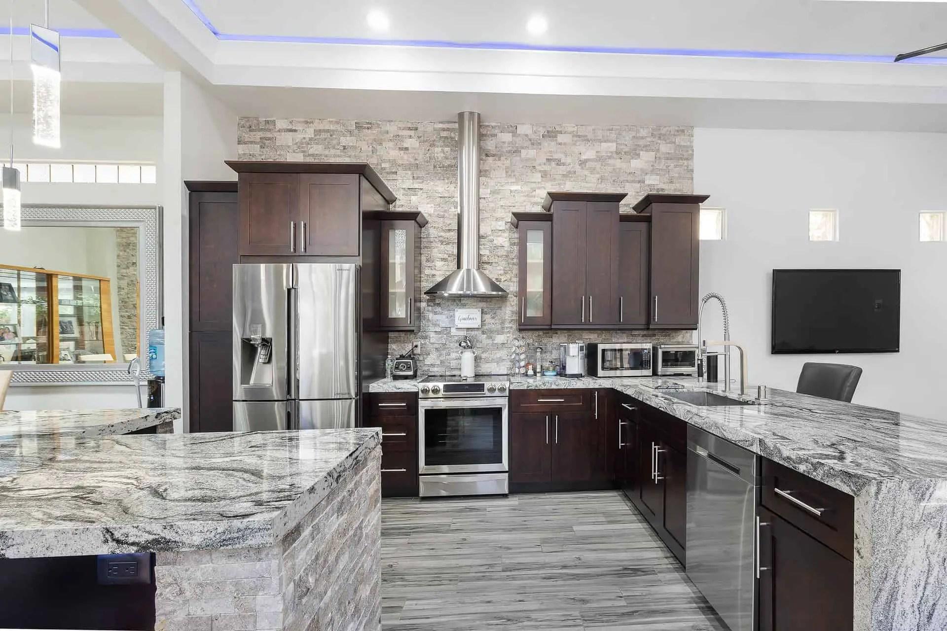 83 Modern Kitchen Ideas - Contemporary Kitchen Design on Modern Kitchen Remodel  id=67170