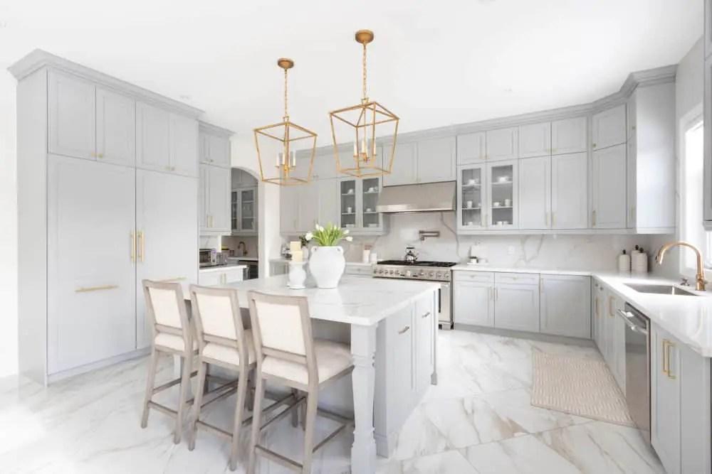 83 Modern Kitchen Ideas - Contemporary Kitchen Design on Modern Kitchen Design Ideas  id=97427