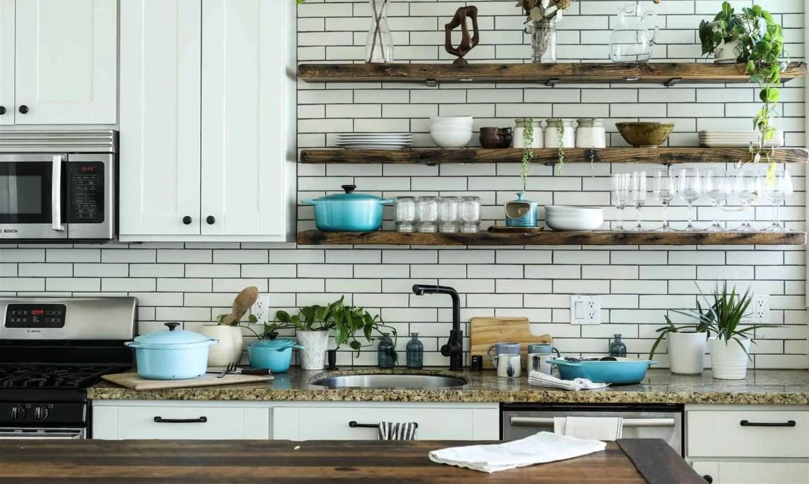 41 Popular Kitchen Cabinet Hardware Ideas