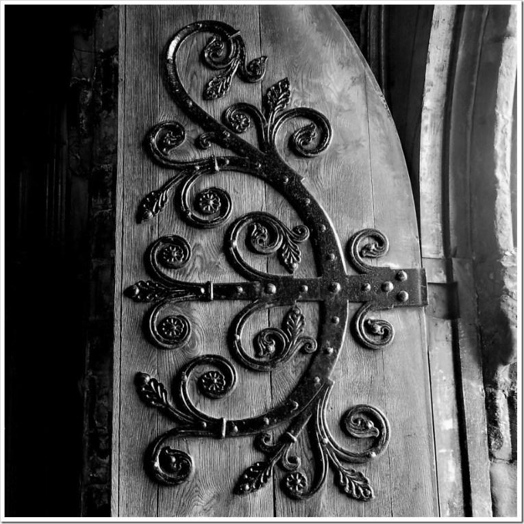 St Magnus Cathedral Door