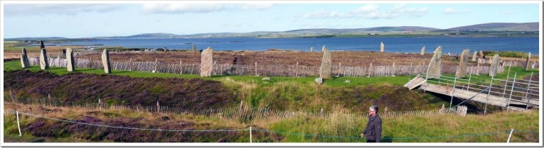 RIng of Brodgar Pano