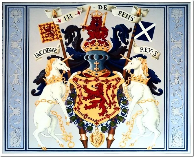 Coat of Arms - Scotland