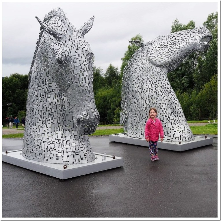 Mini Kelpies