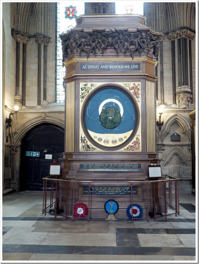 Airmen Astronomical Clock