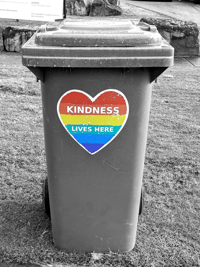 Kindness Lives Here