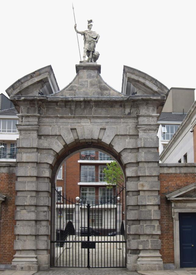 Dublin Castle - Fortitude Gate