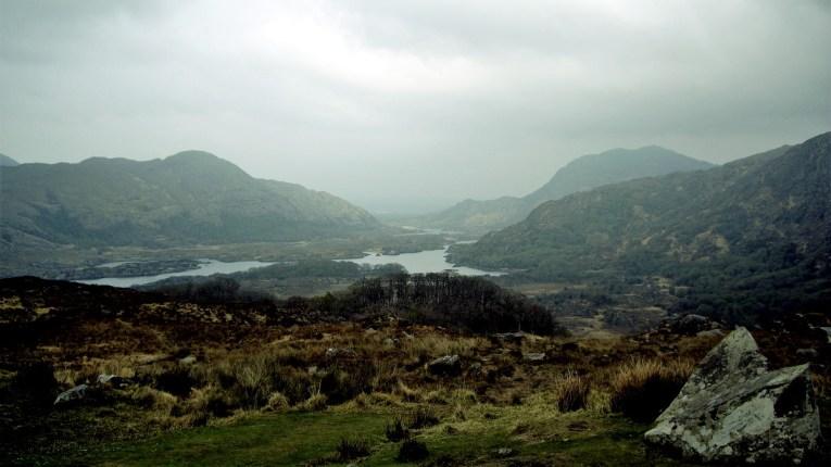 Ladies View - Lakes of Killarney