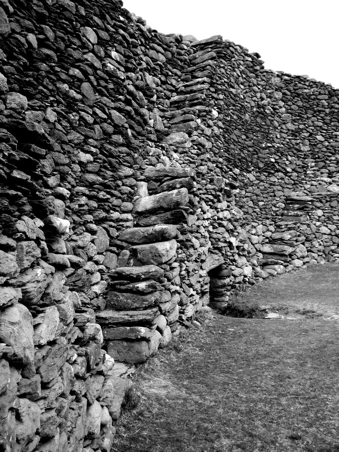 Staigue Fort Stone Steps