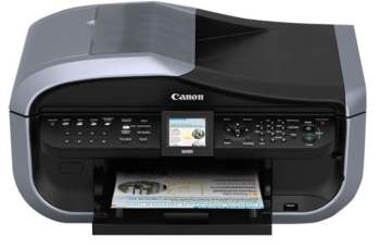 Canon Network Scan Utility PIXMA MX850