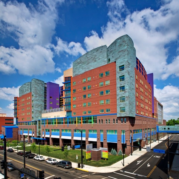 Children's Hospital of Pittsburgh of UPMC   CannonDesign