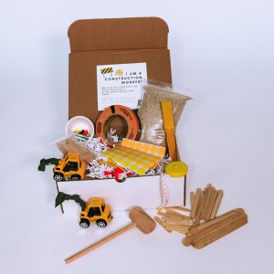 See everything included in our subscription box for kids.