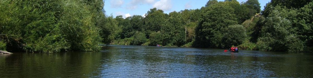 Half Day Canoe Hire