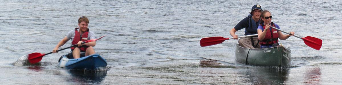 Full Day Canoe Hire