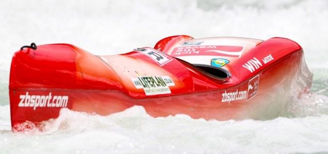 wildwater kayak