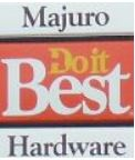 Sponsor Do it Best Majuro Hardware store