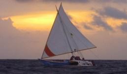 Sunset in the ocean IMG_0008