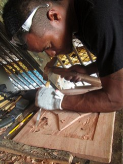 GEF (3) trainee carving 3:17