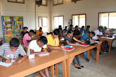 Life Skill class for the WAM Trainees. Photo: Sealend Laiden