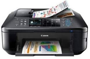 PIXMA MX920 Scanner