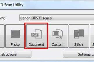 IJ Scan Utility Download