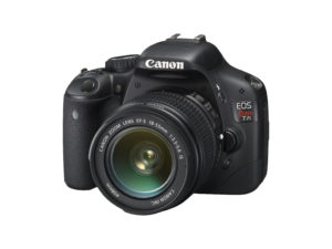 The New Canon DSLR:  EOS Rebel T2i