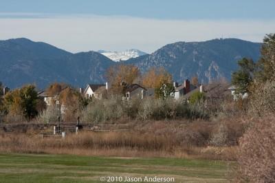 Long Range Landscape
