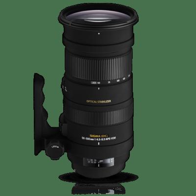 Sigma 50-500mm