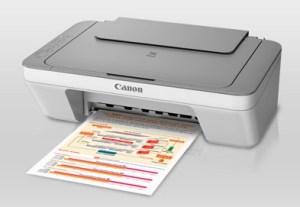 Canon PIXMA MG2470 Printer Driver