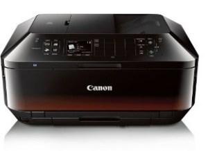 Canon Pixma MX922 Driver for MAC