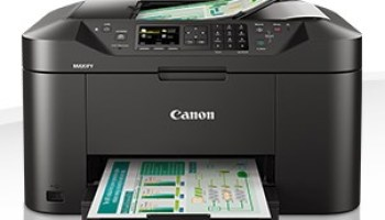 Canon MAXIFY MB2160 Driver Download - Support & Software