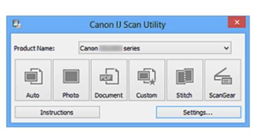 ij scan utility ダウンロード windows