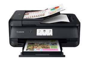 Canon TS9520 Scanner