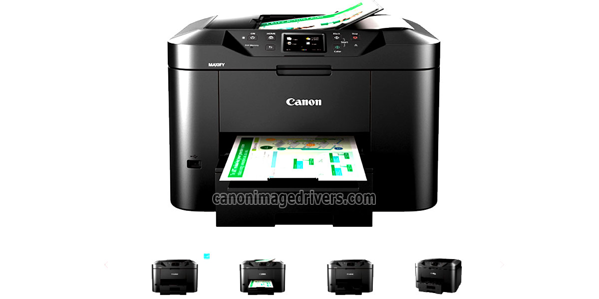 Canon MAXIFY MB2720 Drivers Mac Os and Windows Download