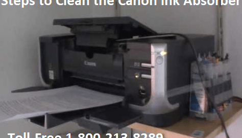 Canon Ink Absorber