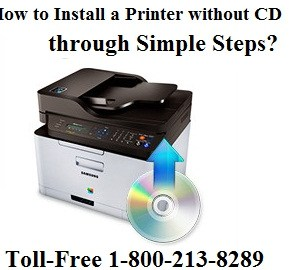How to Install a Printer without CD through Simple Steps