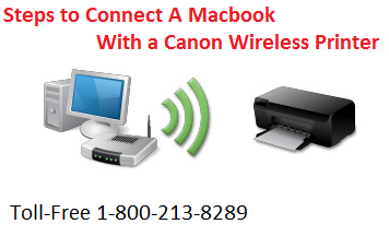 Steps to Connect A Macbook With a Canon Wireless Printer