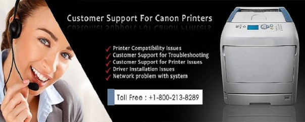 Canon Customer Support