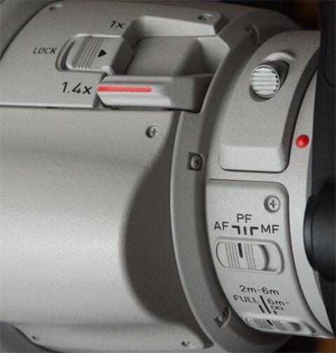 EF 200-400mm f/4L