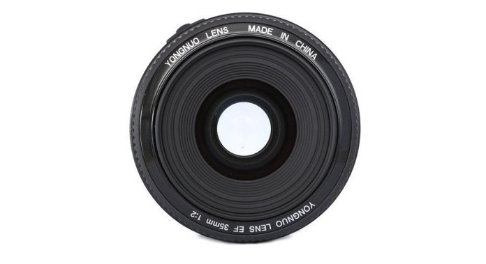Yongnuo 35mm f/2