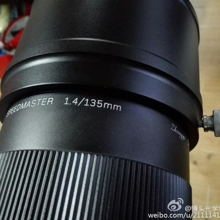Mitakon 135mm F/1.4