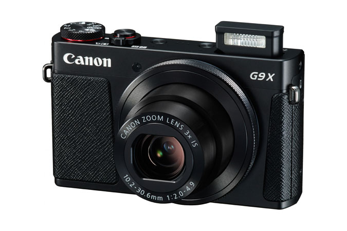 PowerShot G9 X Black 1 Xl