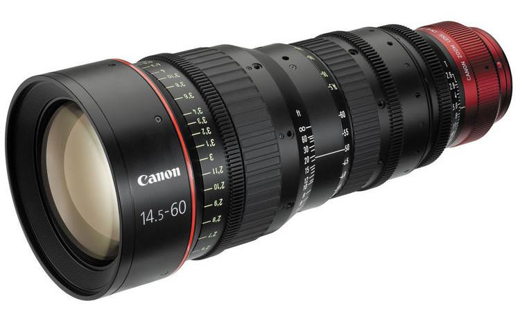 Canon CN-E 14.5-60mm T2.6