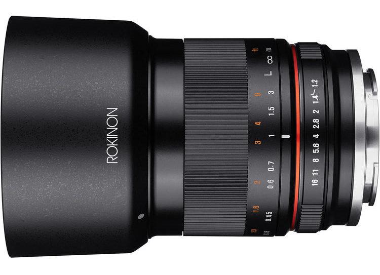 Rokinon 35mm f/1.2