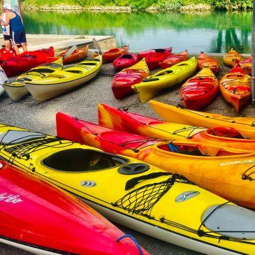 Canoa-kayak: domenica 19 giugno – escursione sul Sile